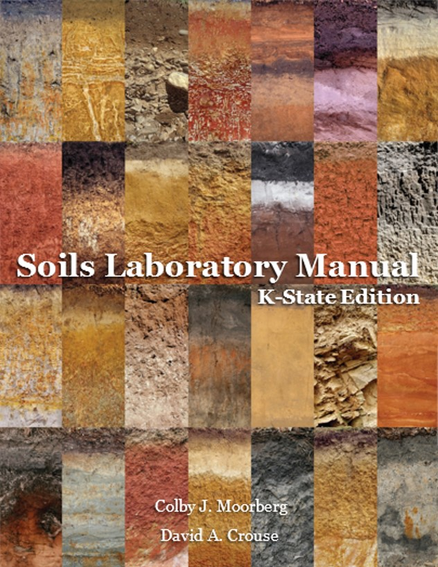 Cover of the book, Soils Laboratory Manual